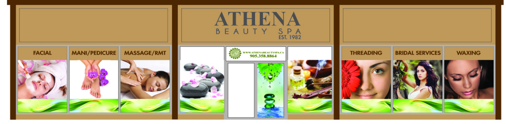 athena locations page